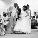 Movement and Speed Photography - Wedding Dance