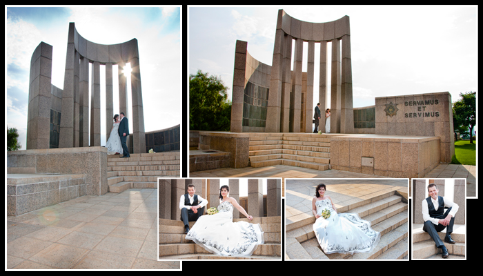 South Africa Union Building - Wedding Pictures