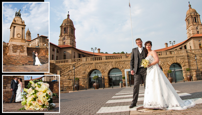 Union Building South Africa - Wedding Photography