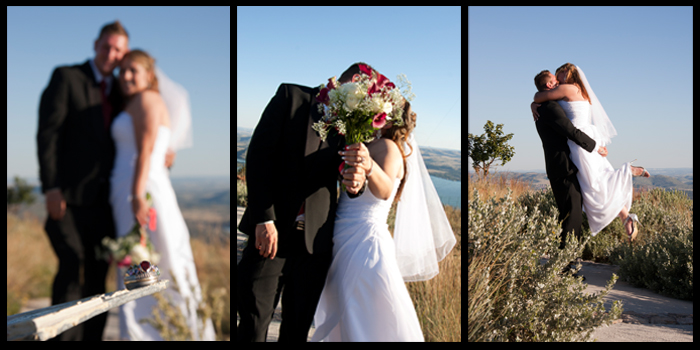bridal couple photography in Hartbeespoort