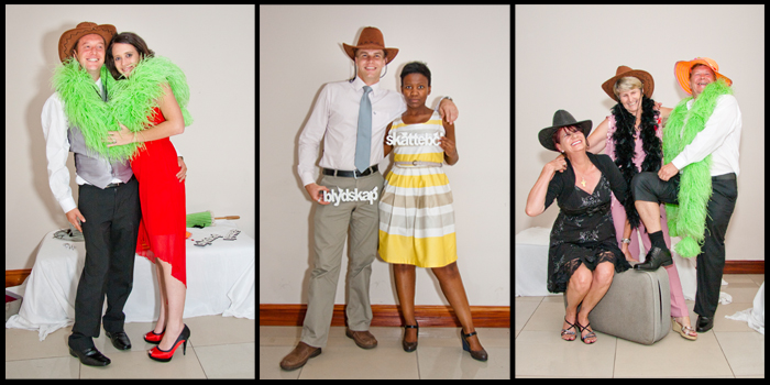 fun guest photography at wedding
