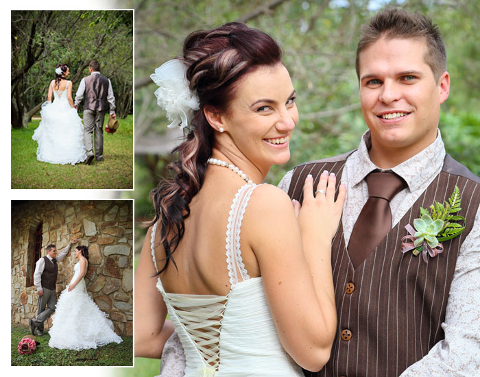 Gauteng Wedding Photography - The Farm Inn Silverlakes