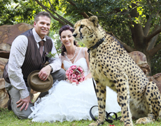 Riaan & Chauntelle Troue - Farm Inn Pretoria