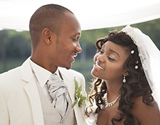 Justice and Dinah - Wedding at Letaba Eco River Lodge in Tzaneen - Limpopo