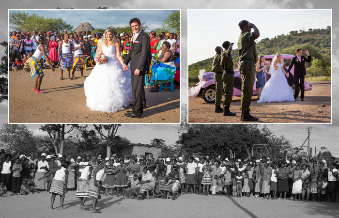 Venda wedding