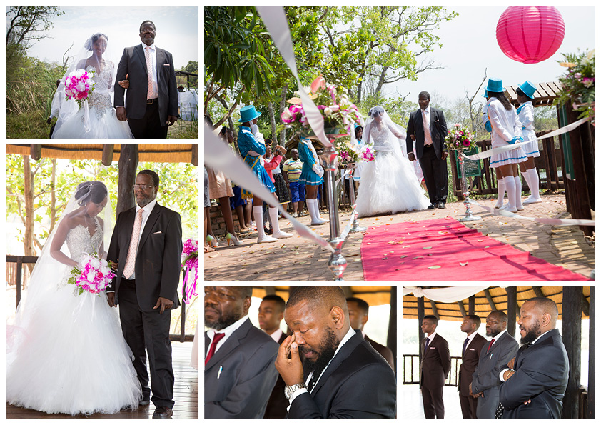 wedding ceremony in Tzaneen
