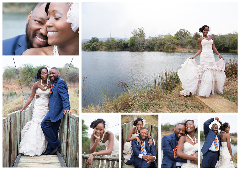 wedding at tzaneen country lodge
