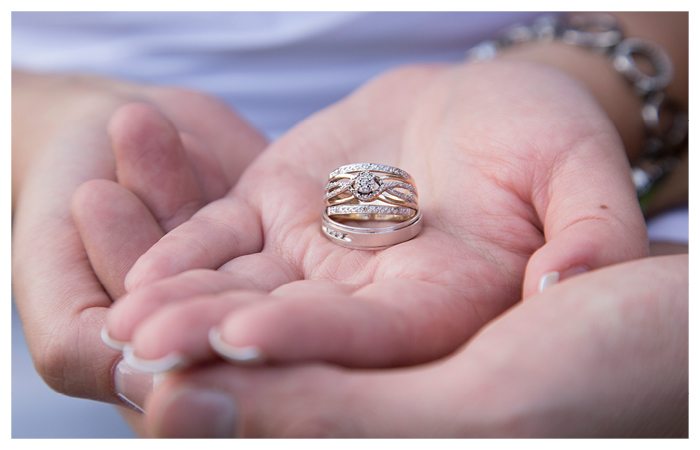 bride and groom wedding rings photography at Linwood Farm, Clarens