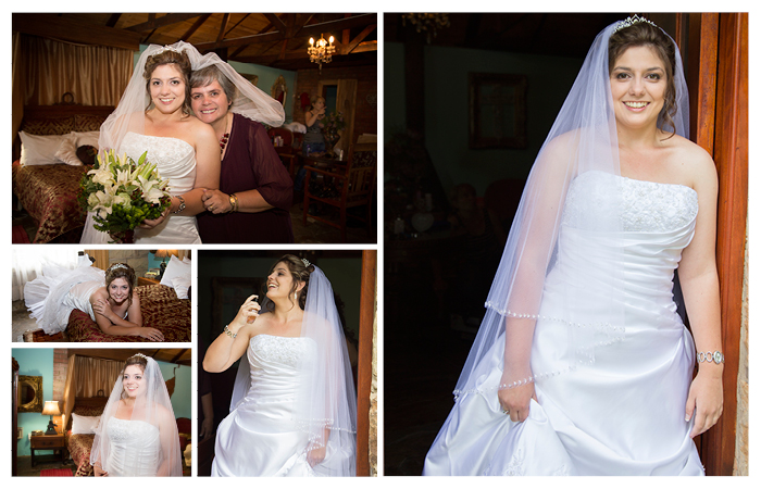 beautiful western bride at Linwood Farm, Clarens