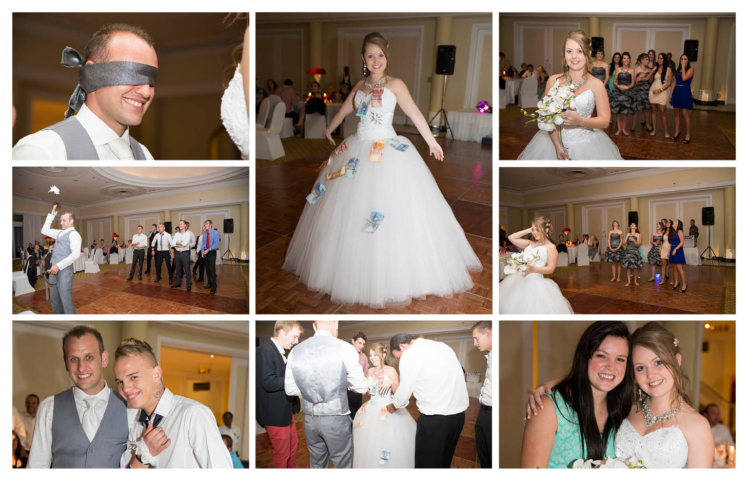 wedding traditions at the country club johannesburg