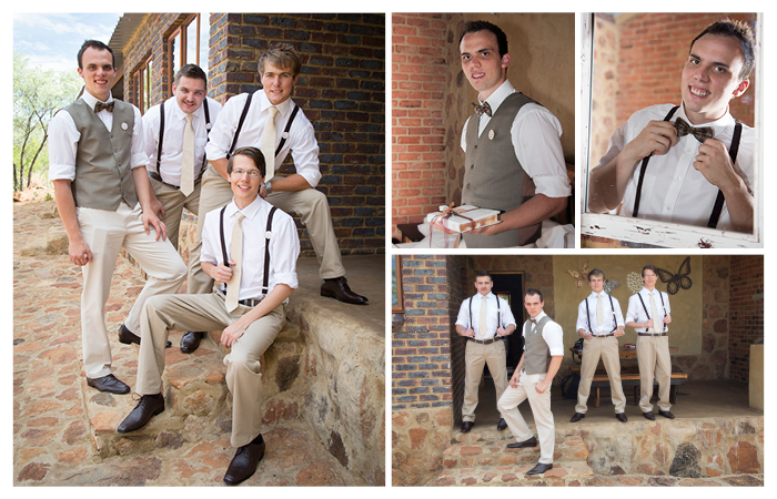 cool groom and groomsmen photography at makinky manzi