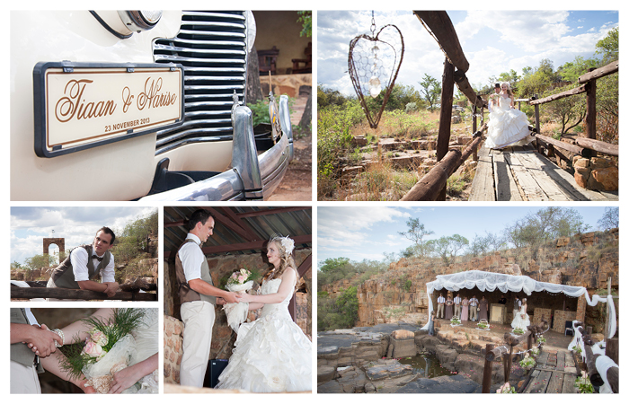 vintage wedding at makinky manzi