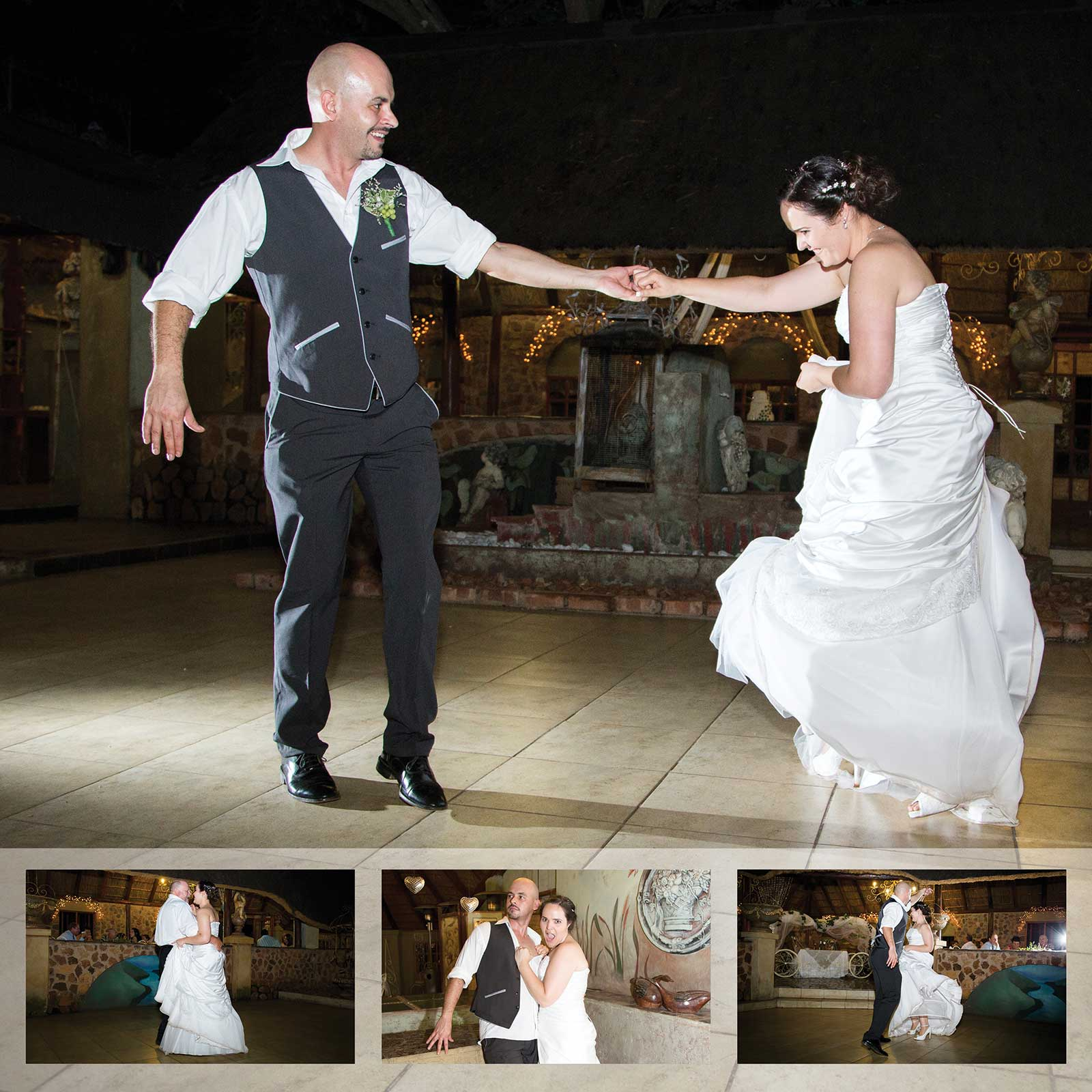 Wedding photography in Gauteng