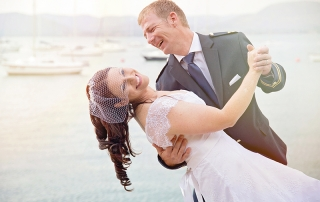 SS Gurnell Nautical Wedding