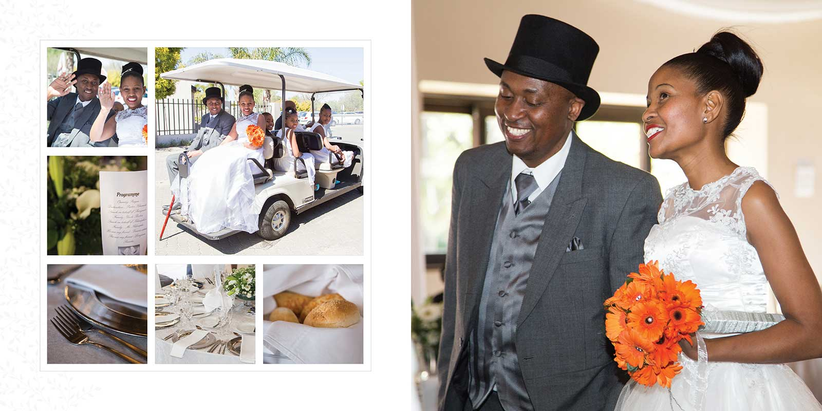 Birchwood Hotel wedding ceremony