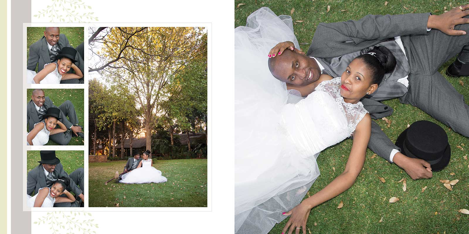 wedding photographs at birchwood hotel
