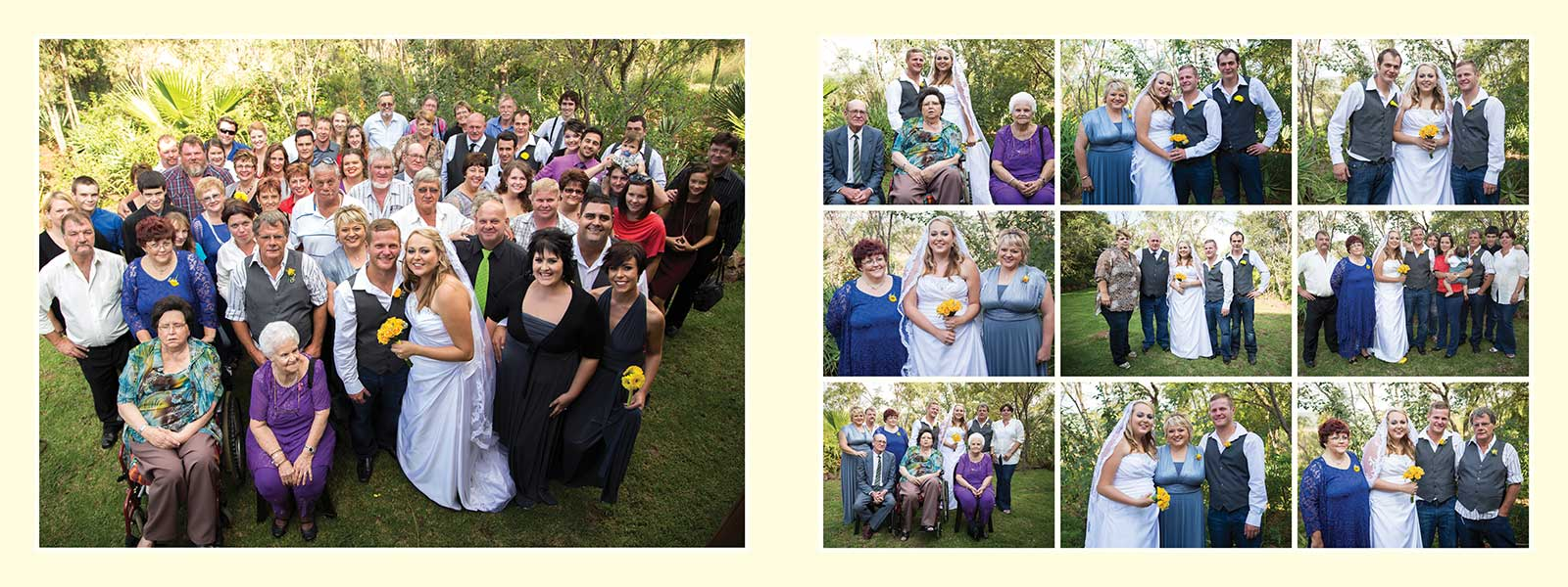 Wedding Guests Roseview Hill