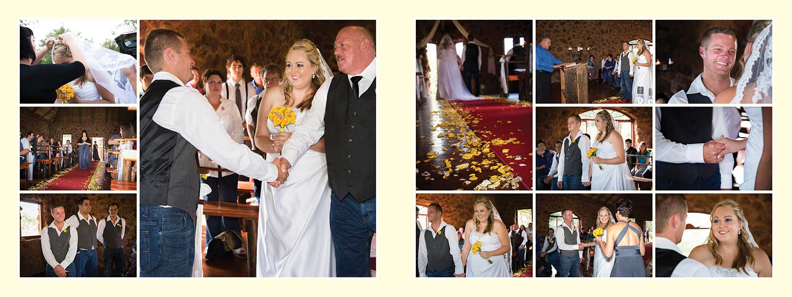 Roseview Hill Wedding Ceremony